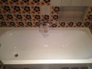 Reparación bañera Madrid despues
