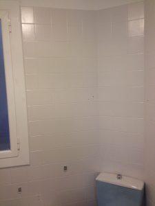 esmalte azulejos baño despues empresa de pintura madrid