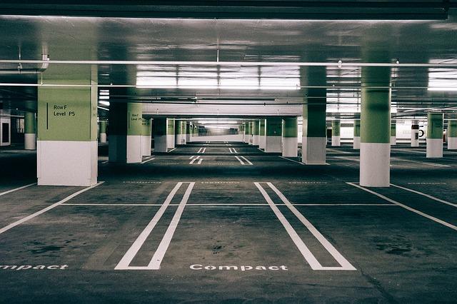 pintores profesionales pintura señalización parking