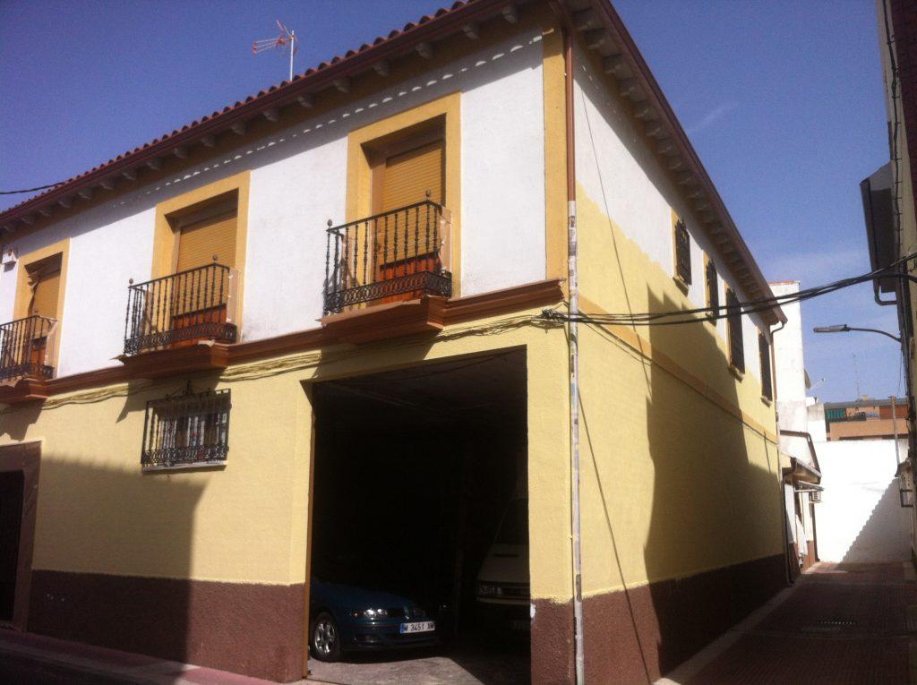 Revestimiento de fachadas pintor profesional Madrid