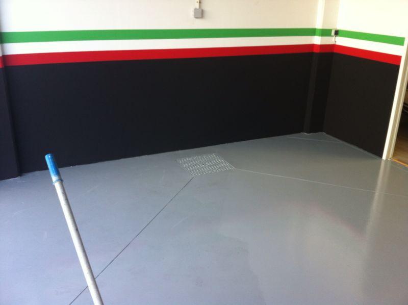 pintura garajes madrid