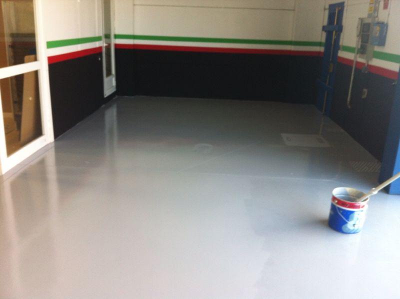 Pintura garajes madrid pintores profesionales madrid - Pinturas para garajes ...