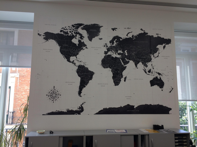 Empresa papel pintado madrid